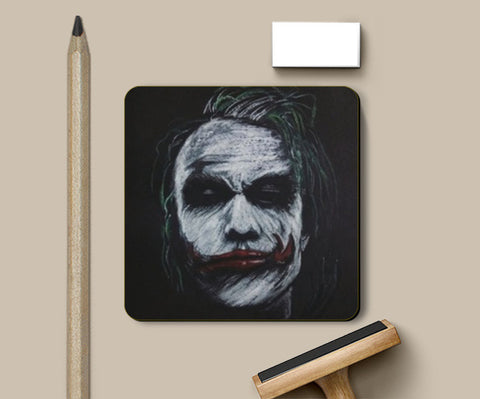 The Joker Coasters Coasters | Artist : Vivek Aind