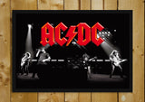 Glass Framed Posters, ACDC The Band Glass Framed Poster, - PosterGully - 1