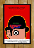 Glass Framed Posters, A Clockwork Orange Glass Framed Poster, - PosterGully - 1