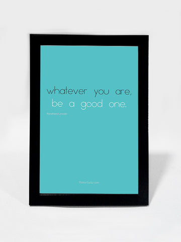 Framed Art, Abraham Lincoln Quote | Framed Art, - PosterGully