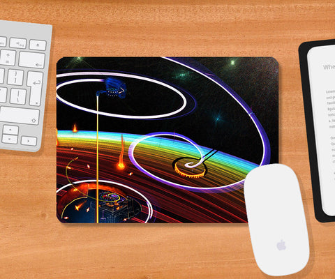 Mousepads, After Earth Mousepad | Artist: Devraj Baruah, - PosterGully