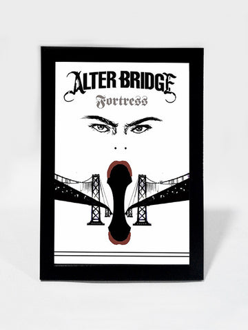 Framed Art, Alter Bridge Fortress | Framed Art, - PosterGully