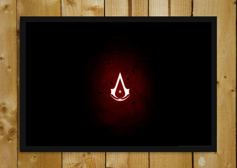Glass Framed Posters, Assassins Creed Art Glass Framed Poster, - PosterGully - 1