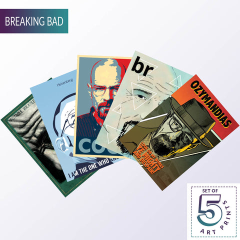 Crazy Fives — Breaking Bad
