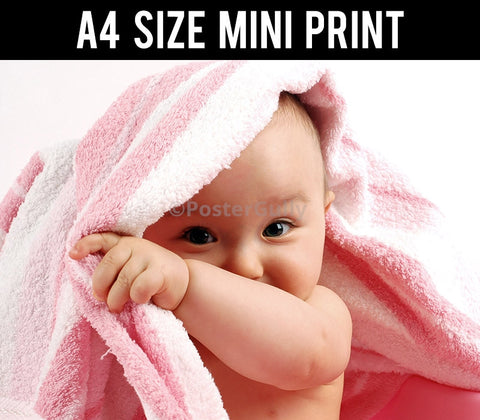 Mini Prints, Baby | Martin | Mini Print, - PosterGully