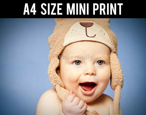 Mini Prints, Baby | Michael | Mini Print, - PosterGully
