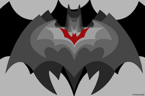 PosterGully Specials, Batman Beyond Art, - PosterGully
