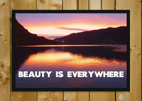 Glass Framed Posters, Beauty Is Everywhere Photography Glass Framed Poster, - PosterGully - 1