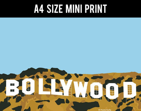 Mini Prints, Bollywood Boulevard  | Mini Print, - PosterGully