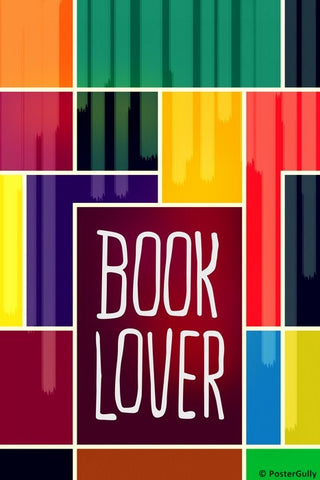 Wall Art, Book Lover Pop Art, - PosterGully