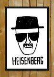 Glass Framed Posters, Breaking Bad Glass Framed Poster, - PosterGully - 1