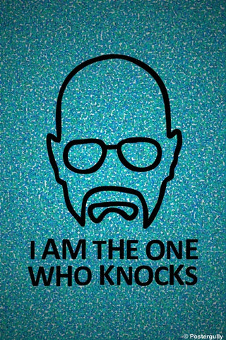 Wall Art, Breaking Bad | Knocks | Pop Color, - PosterGully