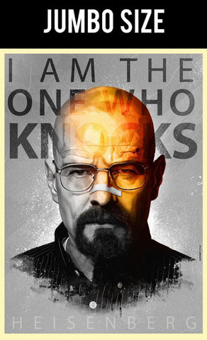 Jumbo Poster, Breaking Bad Artwork | Jaydhrit | Jumbo Poster, - PosterGully