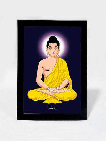 Framed Art, Buddha Halo | Framed Art, - PosterGully