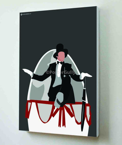 Canvas Art Prints, Mr. Gonsalves Stretched Canvas Print, - PosterGully - 1