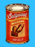 Canvas Art Prints, Bollywood Masala Stretched Canvas Print, - PosterGully - 4