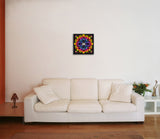 Canvas Art Prints, Delhi Groove Stretched Canvas Print, - PosterGully - 4