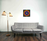 Canvas Art Prints, Delhi Groove Stretched Canvas Print, - PosterGully - 5