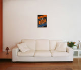 Canvas Art Prints, Happiness - Beer Stretched Canvas Print, - PosterGully - 4