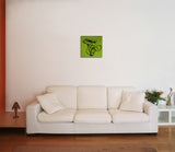 Canvas Art Prints, Cassette - Pop Art Stretched Canvas Print, - PosterGully - 5