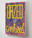 Canvas Art Prints, Dazed & Confused Stretched Canvas Print, - PosterGully - 3