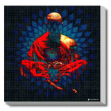 Canvas Art Prints, Eternal Consciousness Stretched Canvas Print, - PosterGully - 1