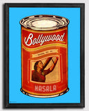 Canvas Art Prints, Bollywood Masala Framed Canvas Print, - PosterGully - 1