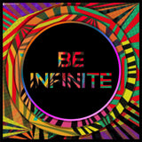 Canvas Art Prints, Be Infinite Framed Canvas Print, - PosterGully - 3