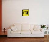Canvas Art Prints, Television - Pop Art Framed Canvas Print, - PosterGully - 4