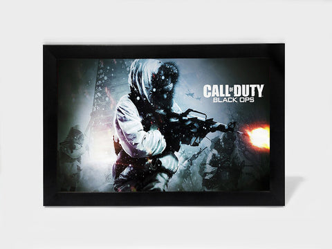 Framed Art, Call Of Duty | Framed Art, - PosterGully