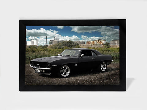 Framed Art, Camaro | Framed Art, - PosterGully