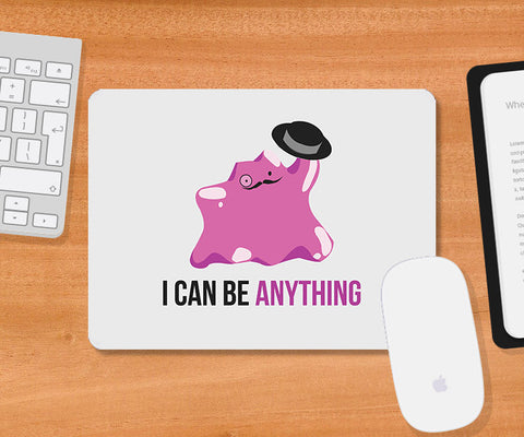 Mousepads, Can Be Anything Mousepad | Artist: Rohit Malhotra, - PosterGully