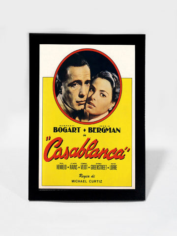 Framed Art, Casablanca | Framed Art, - PosterGully