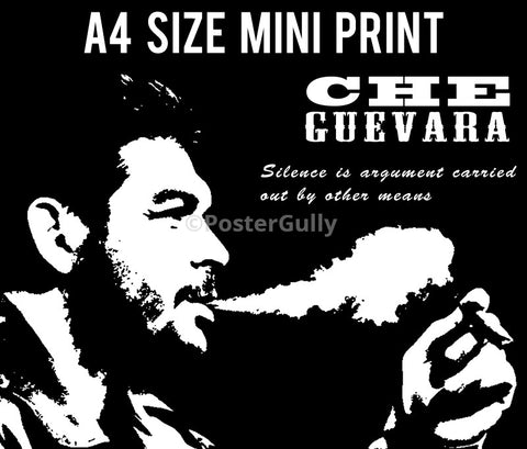 Mini Prints, Che Guevara | Quote | Mini Print, - PosterGully