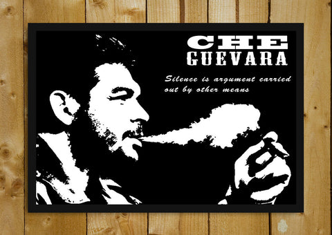 Glass Framed Posters, Che Guevara Quote Glass Framed Poster, - PosterGully - 1