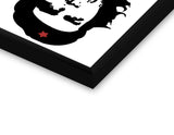 Glass Framed Posters, Che Guevara The Rebel Portrait Glass Framed Poster, - PosterGully - 2
