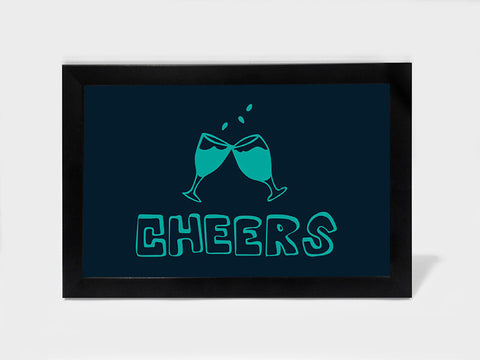 Framed Art, Cheers Pop Color | Framed Art, - PosterGully