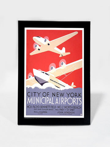 Framed Art, City Of New York | Framed Art, - PosterGully