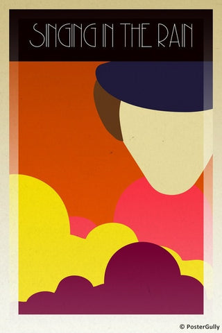 Wall Art, Clockwork Orange | Singing In The Rain, - PosterGully