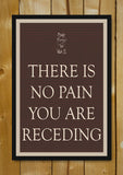 Glass Framed Posters, Comfortably Numb Poster Glass Framed Poster, - PosterGully - 1