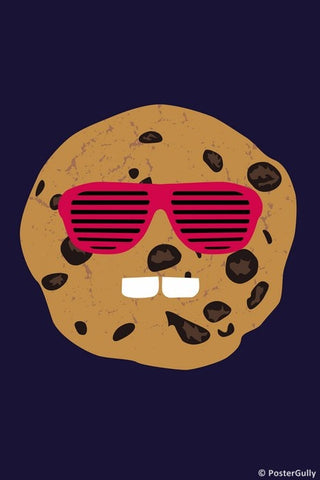 Wall Art, Cookie Face, - PosterGully