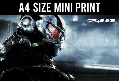 Mini Prints, Crysis 3 | Game | Mini Print, - PosterGully