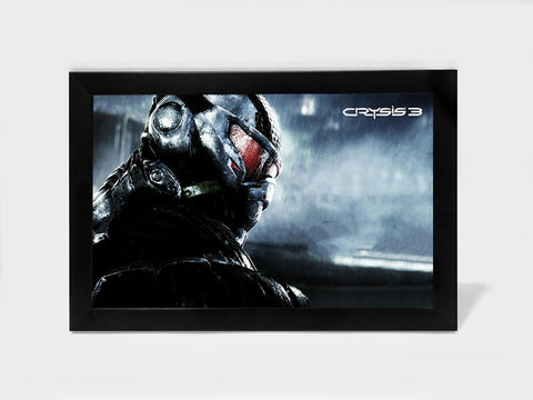 Framed Art, Crysis 3 Game | Framed Art, - PosterGully