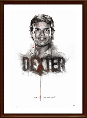 Wall Art, Dexter Ashes Artwork, - PosterGully