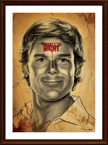 Wall Art, Dexter | Tonight's The Night Artwork, - PosterGully