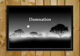 Glass Framed Posters, Damnation Opeth Glass Framed Poster, - PosterGully - 1