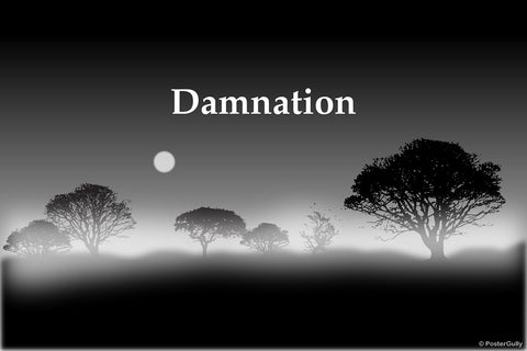 Wall Art, Damnation | Opeth, - PosterGully