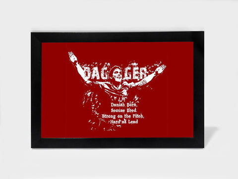 Framed Art, Daniel Agger Liverpool | Framed Art, - PosterGully
