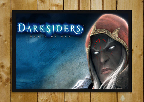 Glass Framed Posters, Darksiders Wrath Of War Glass Framed Poster, - PosterGully - 1