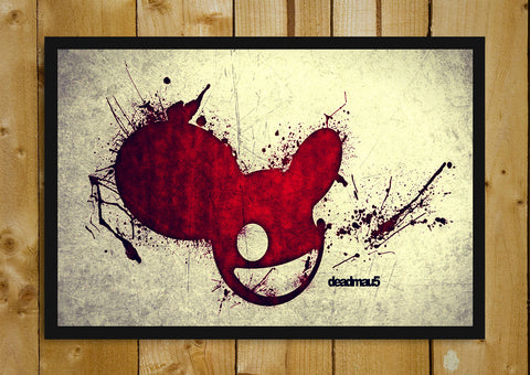 Glass Framed Posters, Deadmau5 Glass Framed Poster, - PosterGully - 1